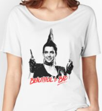 Beautiful & BAD (Nightmare on Elm Street 3: Dream Warriors) Women's Relaxed Fit T-Shirt