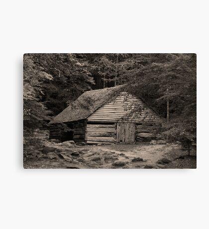 Noah Ogle's Barn Canvas Print