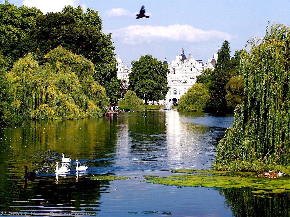 St. James's Park, London by NinaB