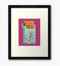 arizona cigarettes Framed Print