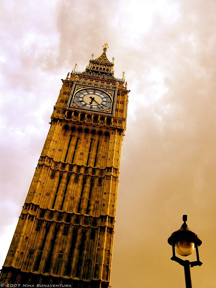 Big Ben on acid by NinaB