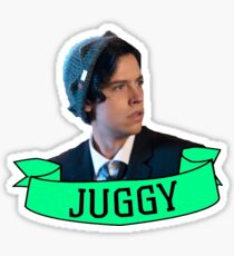 JUG HEAD RIVERDALE  Sticker