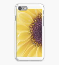 Sun In Flower Floral Macro Photography iPhone Case/Skin