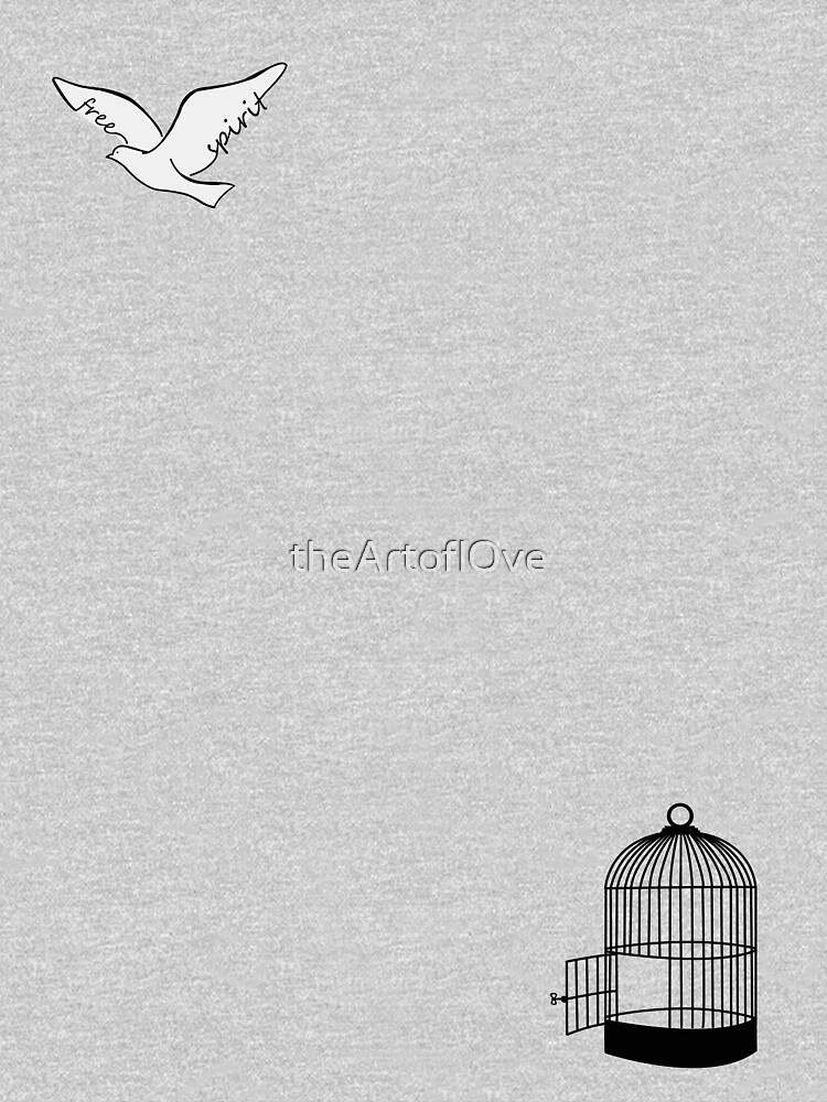 free spirit by theArtoflOve