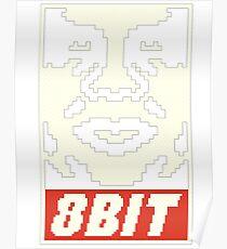 8 Bit Games Poster