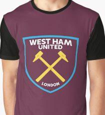 WEST HAM UNITED FC Graphic T-Shirt