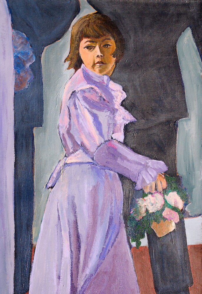 Flower Girl by Linda J Armstrong