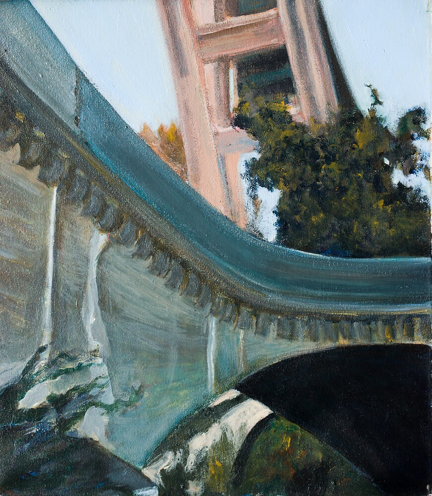 Bridge by bluerabbit