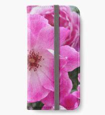 Blushing Pink Iceberg iPhone Wallet/Case/Skin