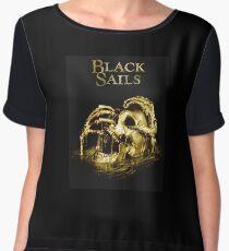 black sails Women's Chiffon Top