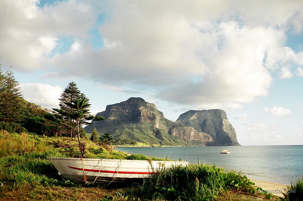 Lord Howe Island by Amanda Cole