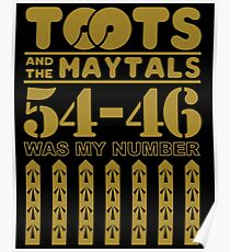 TOOTS AND THE MAYTALS Poster