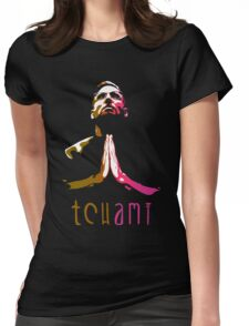tchami III Womens Fitted T-Shirt