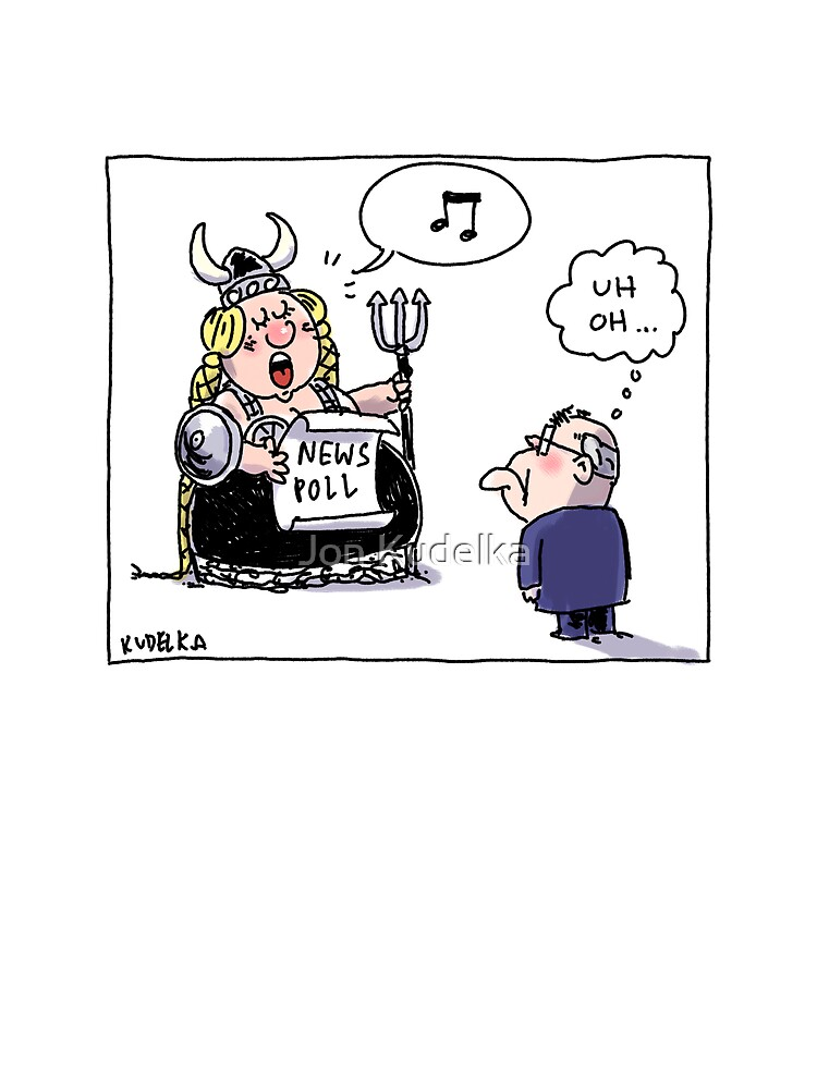 ask not for whom the fat lady sings... by kudelka
