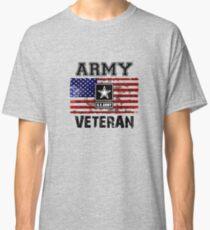 US Army Veteran Classic T-Shirt