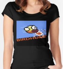 Bird Hunt Women's Fitted Scoop T-Shirt