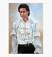 Seinfeld Puffy Shirt painting Photographic Print