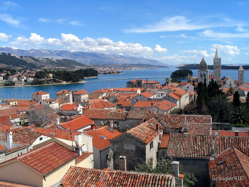 island in croatia by Kara Temple