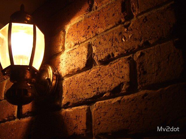Midnight Lamp by Mv2dot
