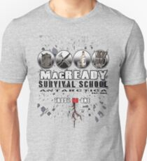 MacReady School of Survival Unisex T-Shirt