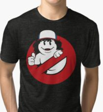Official Gaten Matarazzo - Ghostbuster Tee Tri-blend T-Shirt