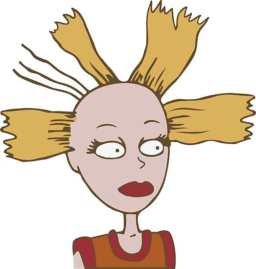 Quot Rugrats Cynthia Doll Quot Posters By Kisart Redbubble
