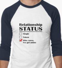 Relationship Status Anime T-Shirt