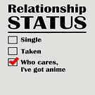 Beziehungsstatus Anime von GeekyAngel