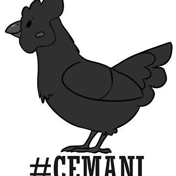 AYAM CEMANI by NuclearLemons
