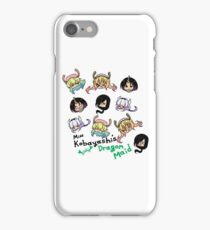Miss Kobayashi's Maid Dragon *Dragons* iPhone Case/Skin