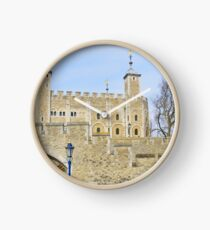 Tower of London England Clock