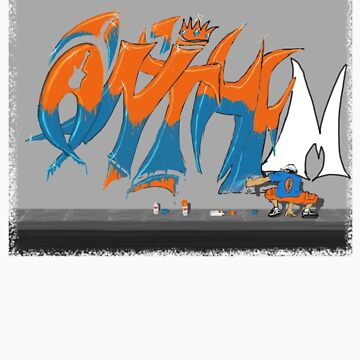Graffiti by lineryder