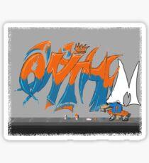 Graffiti Sticker