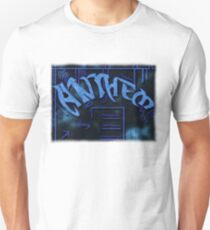 Blue design Unisex T-Shirt