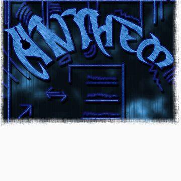 Blue design by lineryder