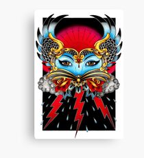 The Exterminating Angel - by TwiggyDEVOUR Canvas Print