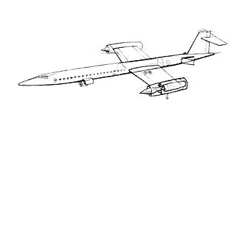 Retro/Vintage Plane Sketch by gshapley