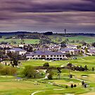 Golf Heaven  by Joel McDonald