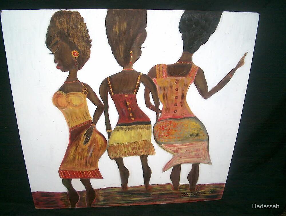 Dream Girls by Hadassah