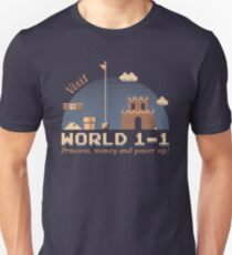 WORLD 1-1 Unisex T-Shirt