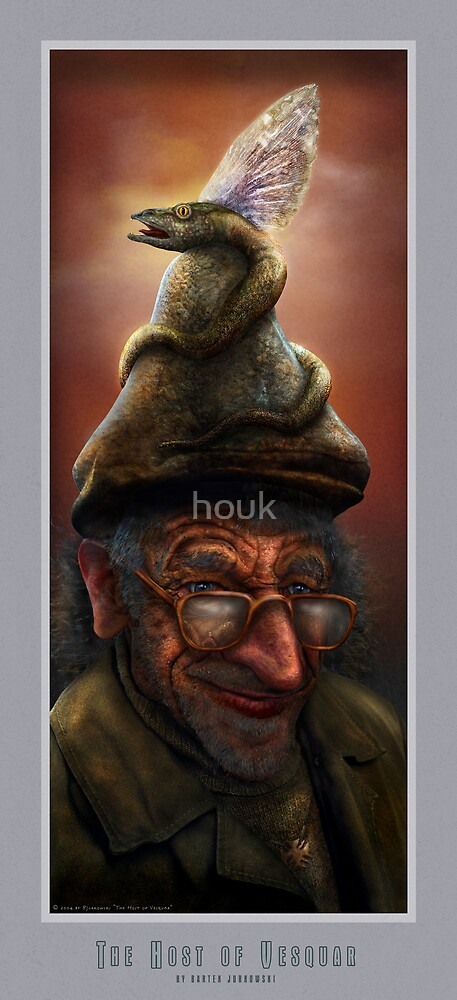 the host of vesquar by houk