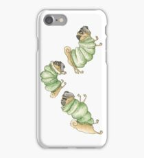 The Very Hungry Pug iPhone Case/Skin