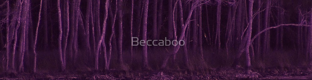 Hallowed Trees by Beccaboo