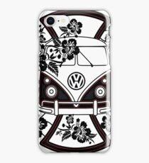 VW Hibiscus Split screen iPhone Case/Skin