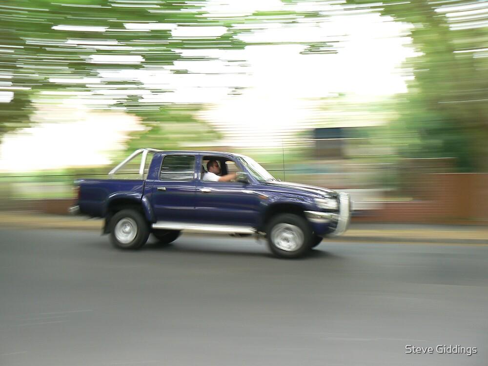 Speed by Steve Giddings