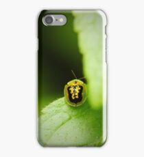 Golden specks iPhone Case/Skin