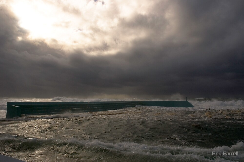 Grand Stand Storm by Ben Farrell