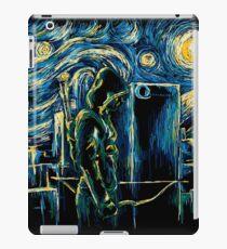 Starling Night (Arrow & Van Gogh) iPad Case/Skin