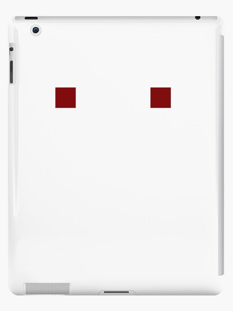 'Black Desert Online, Black Spirit Pixel Face' iPad Case/Skin by  JamesTanager
