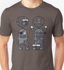 To Attain Higher Perspective Through Detachment Unisex T-Shirt